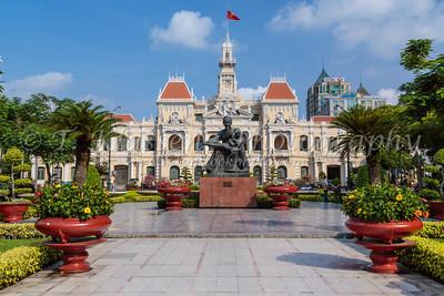 Saigon, Ho Chi Minh City