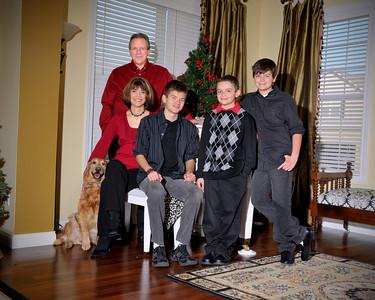 The Vernon Family
