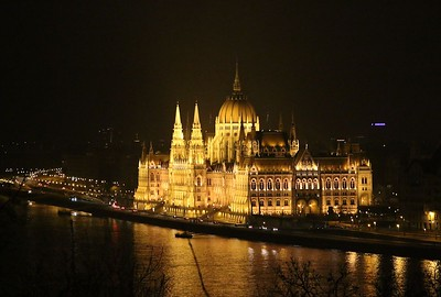 Budapest by night and day 2014