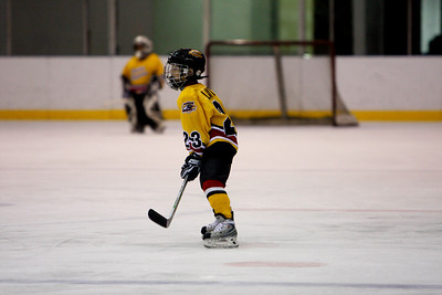 Dylan Playing Hockey in Oklahoma City