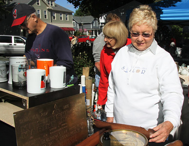 Saturday September 14, 2013, Vermilion's Friends of Harbourtown, holds Fall Fair