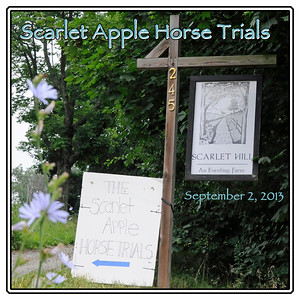 Scarlet Apple Horse Trials, September 2, 2013