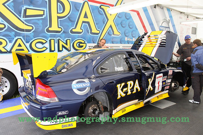Garage,Pit,People and Winner's Circle photos at NJMP 2009