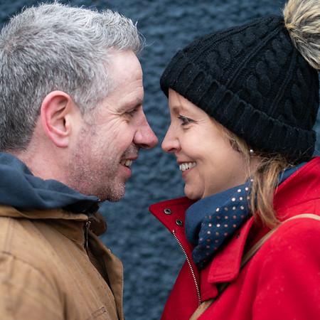 Alison Struthers & Martin Laverty