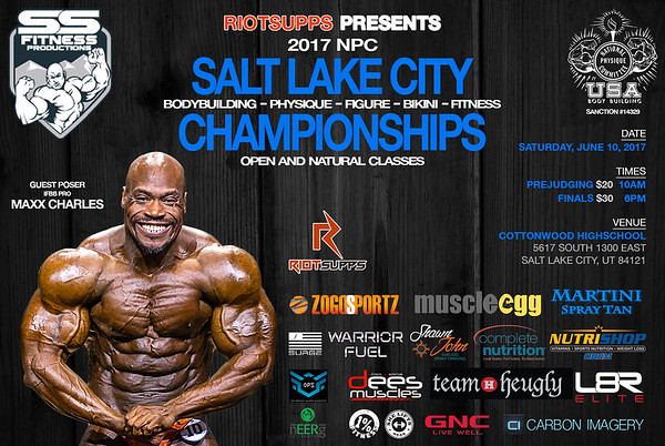 2017 Salt Lake City Championships