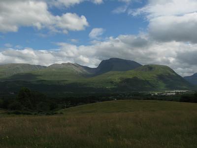 Aonach Views