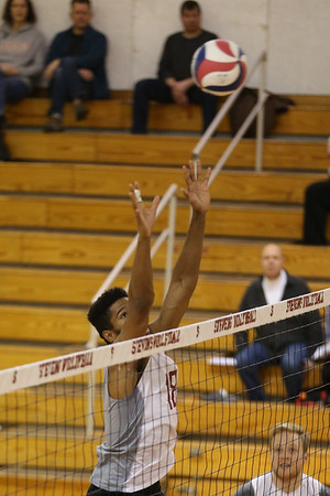 Stevens Volleyball v Vassar 180218