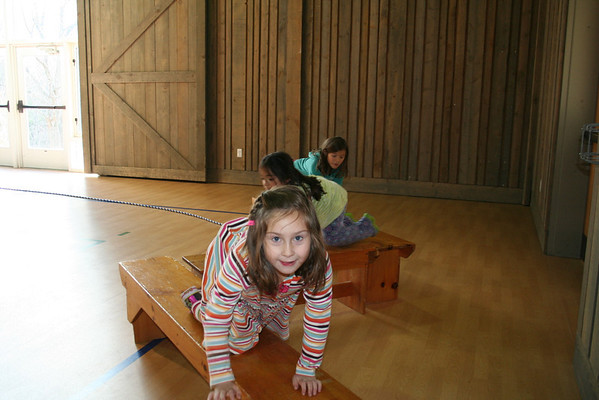 Lower School Obstacles