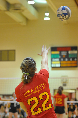 ISU Club Volleyball - Home Tournament