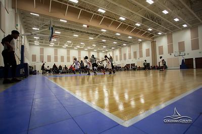 Peach Extravaganza Basketball 3-19-17