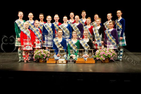2010 Highland Dance Provincial Championship