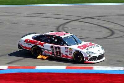 NASCAR Xfinity Practice 1 - Charlotte Motor Speedway Roval - 27 Sept. '19