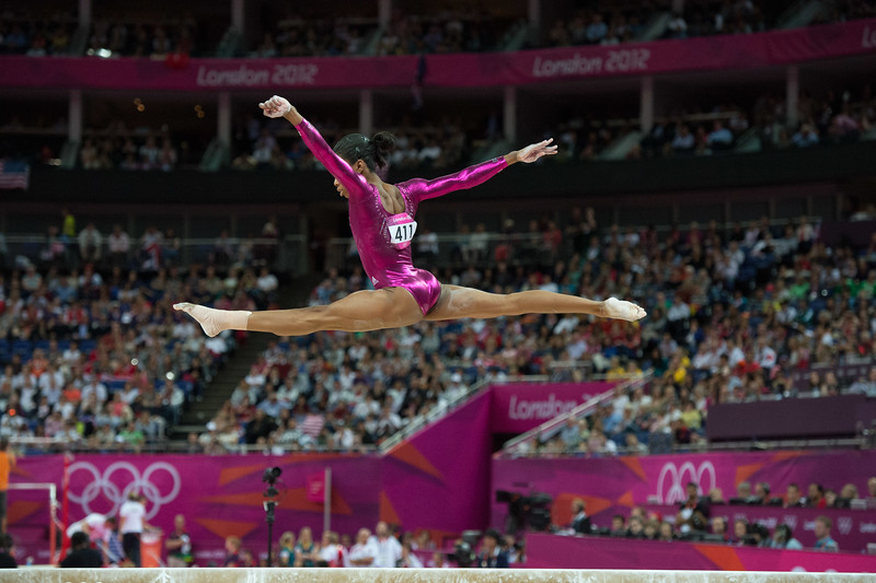 __02.08.2012_London Olympics_Photographer: Christian Valtanen_London_Olympics__02.08.2012__ND43829_final, gymnastics, women_Photo-ChristianValtanen