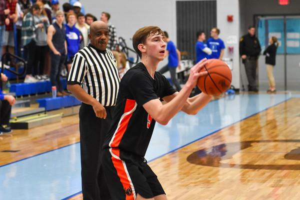 Hayes Basketball 01-10-20