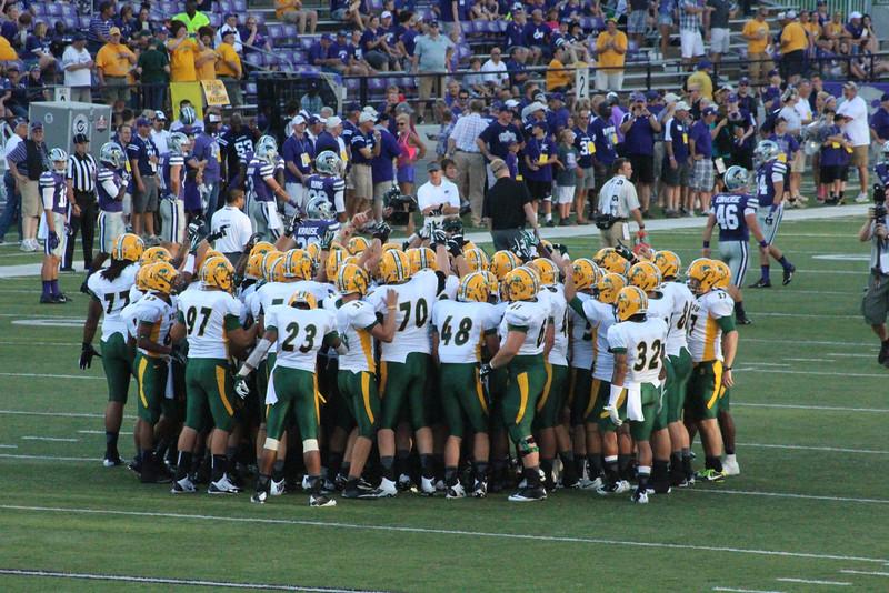 2013 Bison Football - Kansas State 010.JPG