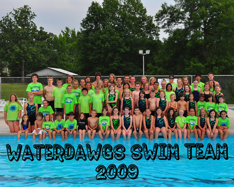 Trindale Waterdawgs Swim Team