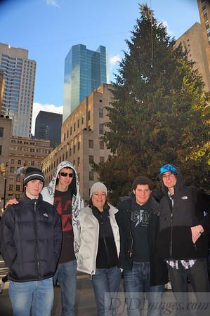 NYC visit