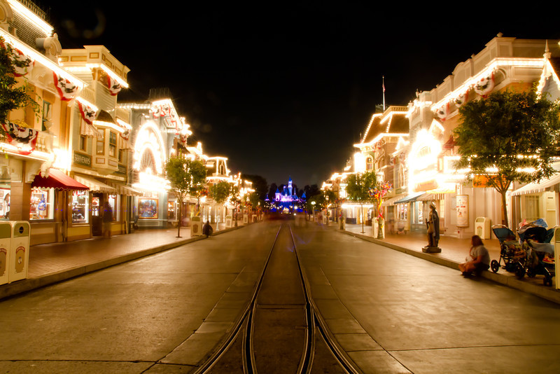 Main Street USA After Closing