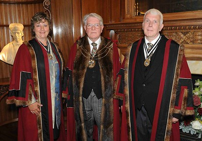 Worshipful Company of Masons, Court Installation, 18.6.19
