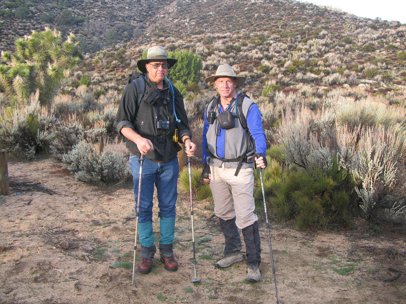 Tom and Tom - this will be our 25th summit together