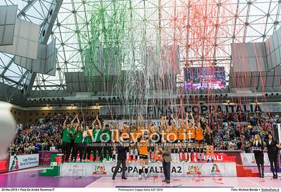 Premiazioni #CoppaItalia #A2F