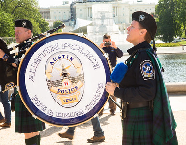 Police Week - Thirteenth-Annual Steve Young Honor Guard Competition (2015)