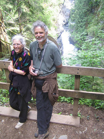 Twin Falls hike - June 23rd '09