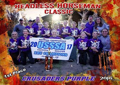 12U Crusaders Purple (10.15.16)