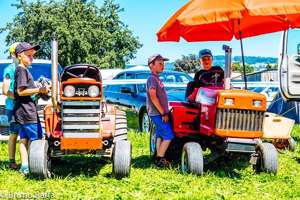Tractorpulling - 13. August 2016