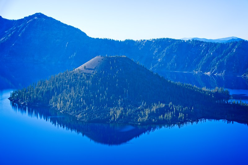 Crater Lake - Wizard Island