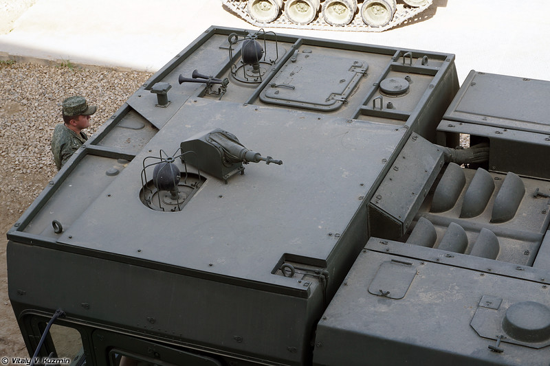 Самоходная пусковая установка 9П78-1 ОТРК 9К720 Искандер-М (9P78-1 TEL of 9K720 Iskander-M SRBM)