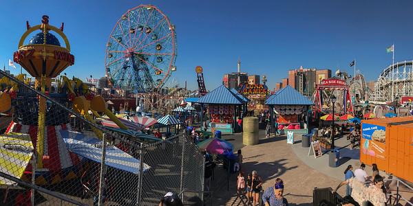 Coney Island / Brighton Beach Sept 2019