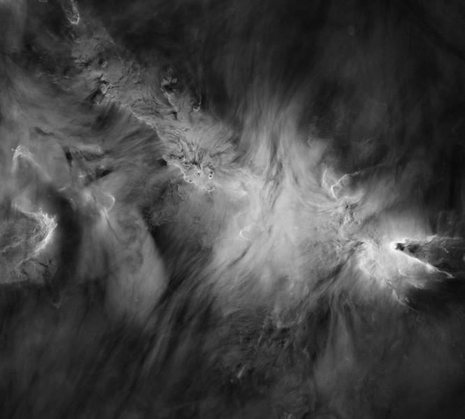Fox Fur Nebula H-a