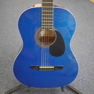 Student Acoustic Guitar - Metallic Blue
