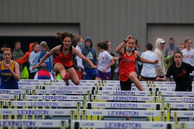 MS Track @ Lexington 4/29