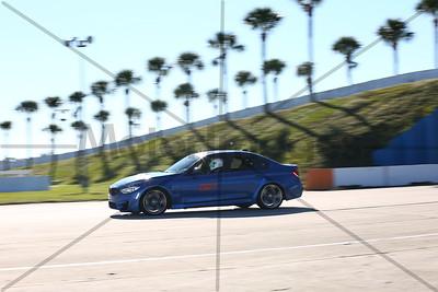 007 BMW BLUE