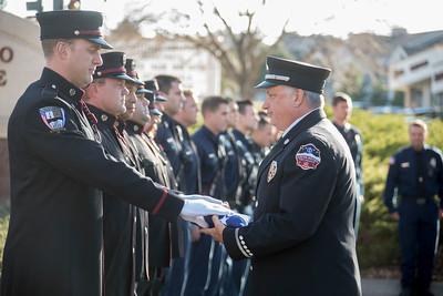 Lieutenant Eastburn Retirement