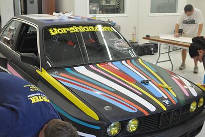 Vorshlag E30 - Art Car Look