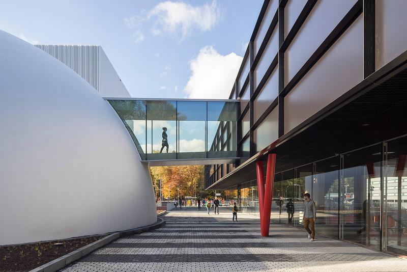Museumplein Kerkrade. Shift A+U architecten.