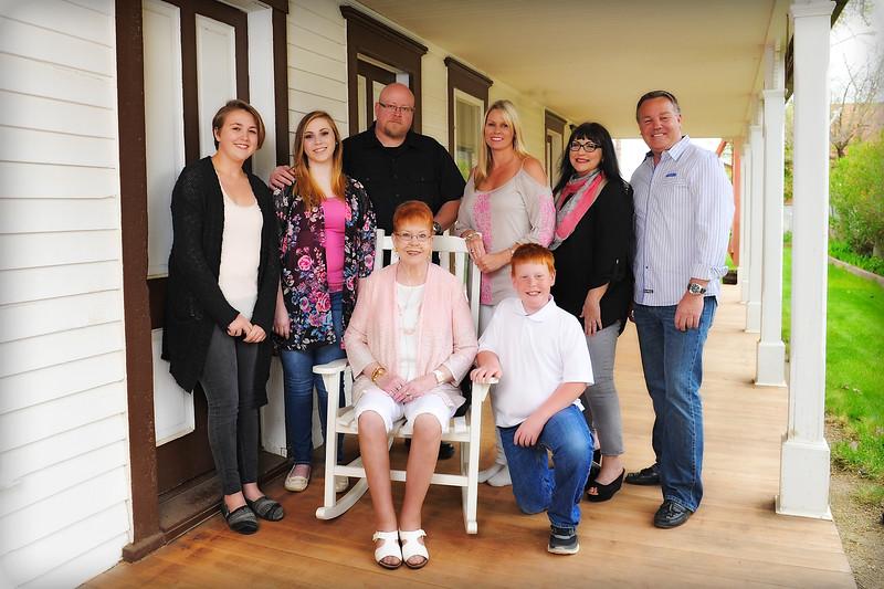 Lisa Dupre Family