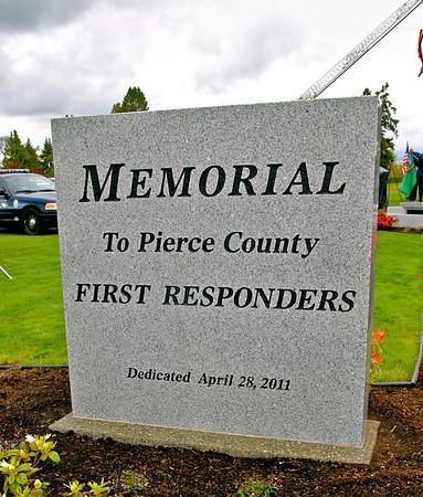 2011 FIRST RESPONDERS MEMORIAL