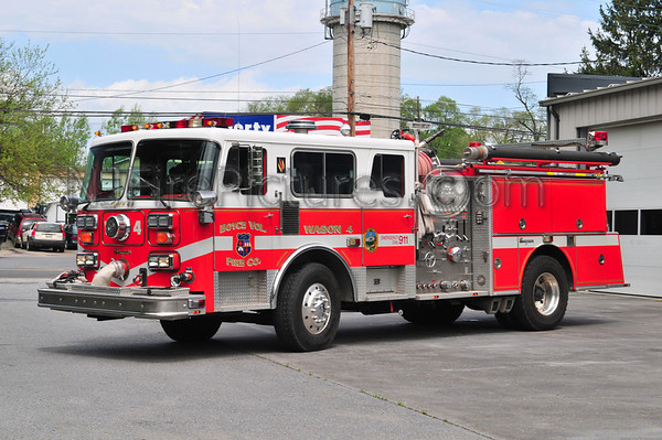 CLARKE COUNTY VIRGINIA FIRE APPARATUS