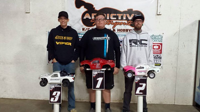 THE Series 2015 @ AMS Raceway