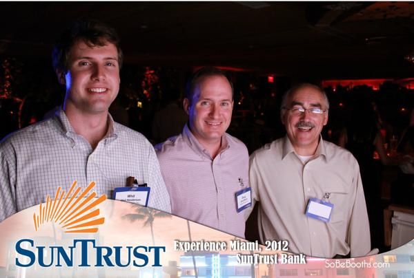 2012-10-15 SunTrust Bank Experience Miami