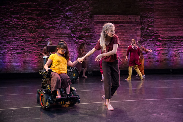 2017-05-06  Young Dance Performance at the Lab