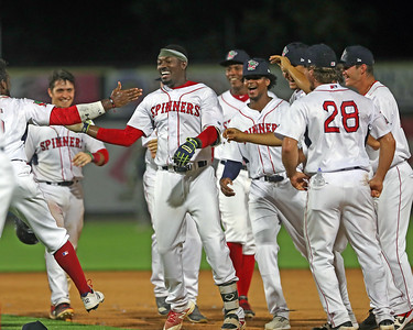Lowell Spinners, July 3, 2019