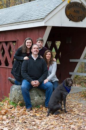 Turner Family Portraits 2015