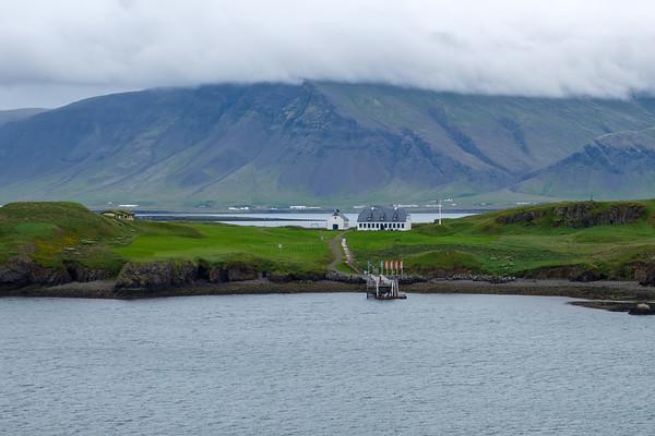 Reykjavik -City