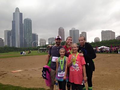 Girls on the Run 5 K
