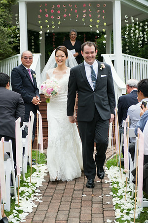 Grace and Evin - Wedding